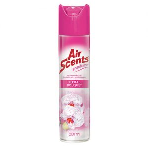 Air Scents | Air Enhancers 200ml | Floral Bouquet