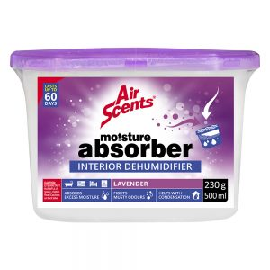 Air Scents Moisture Absorber Lavender 500ml