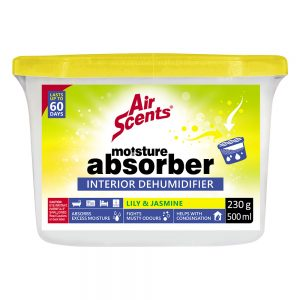 Air Scents Moisture Absorber Lily & Jasmine 500ml