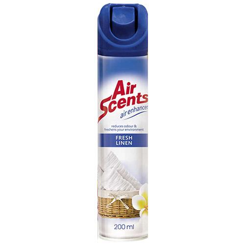 Air Scents Air Enhancer - Fresh Linen