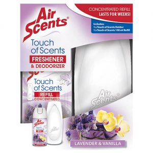 Air Scents Touch of Scents Lavender and Vanilla