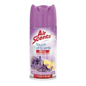 Air Scents Touch of Scents Lavender and Vanilla Refill