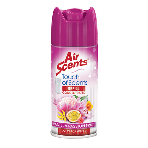 Air Scents Vanilla Passion Fruit Touch of Scents Refill