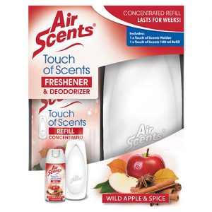 Air Scents Touch of Scents Starter Kit Wild Apple and Spice