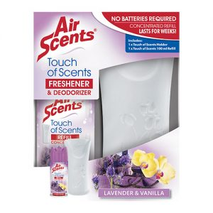 Air Scents | Touch of Scents Pack | Lavender and Vanilla