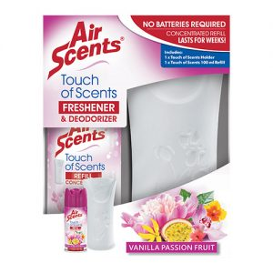 Air Scents | Touch of Scents Pack | Vanilla Passion Fruit