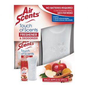 Air Scents | Touch of Scents Pack | Wild Apple and Spice
