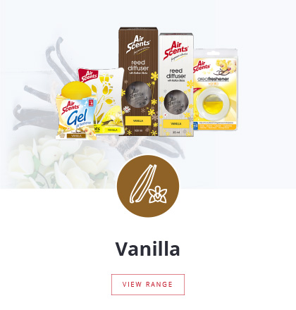 Find Your Air Scents Fragrance - Vanilla