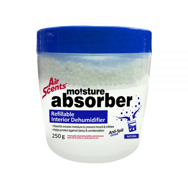 Air Scents Moisture Absorber Natural 250g