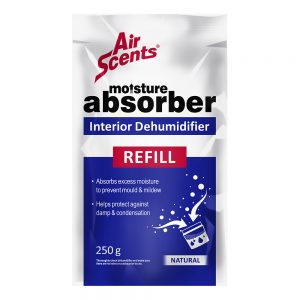 Air Scents Moisture Absorber Natural 250g Refill