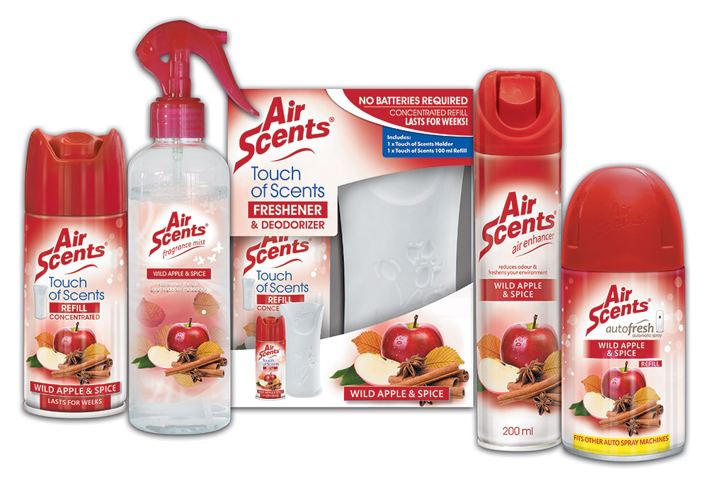 Air Scents Wild Apple & Spice